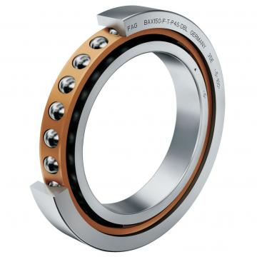 Dodge FC-DLM-107 Flange-Mount Ball Bearing
